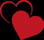 Eheä sydän sydämet